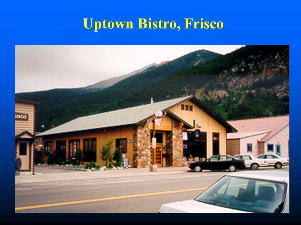Uptown Bistro, Frisco