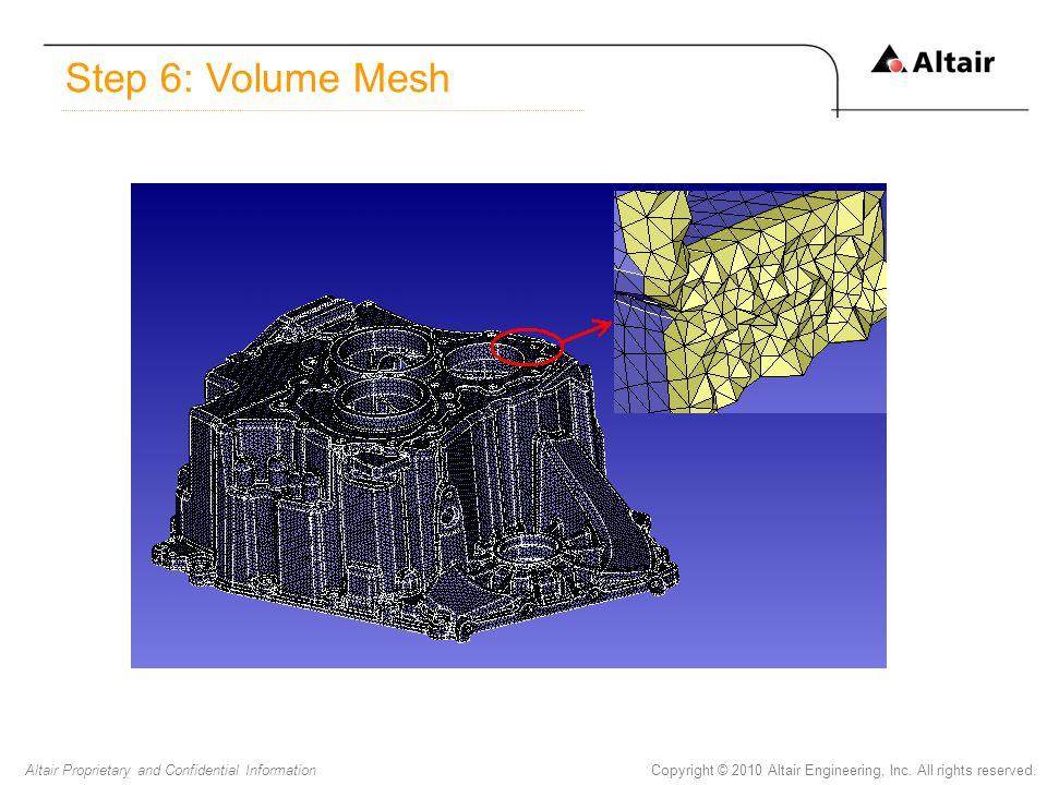 Copyright © 2010 Altair Engineering, Inc.