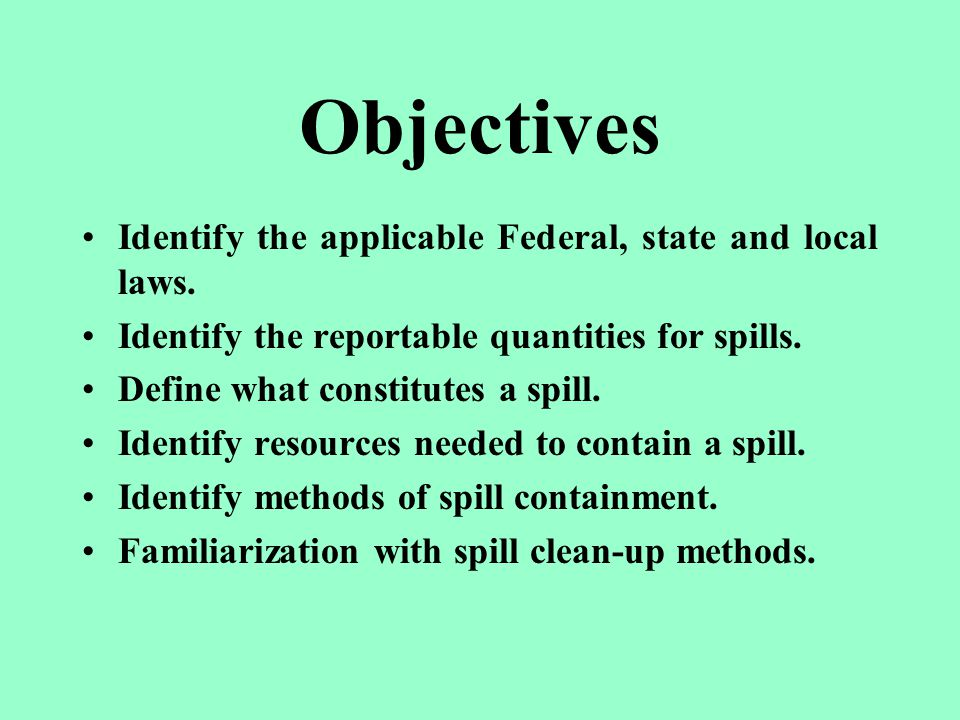 Objectives Identify foam requirements for a fuel tanker fire.