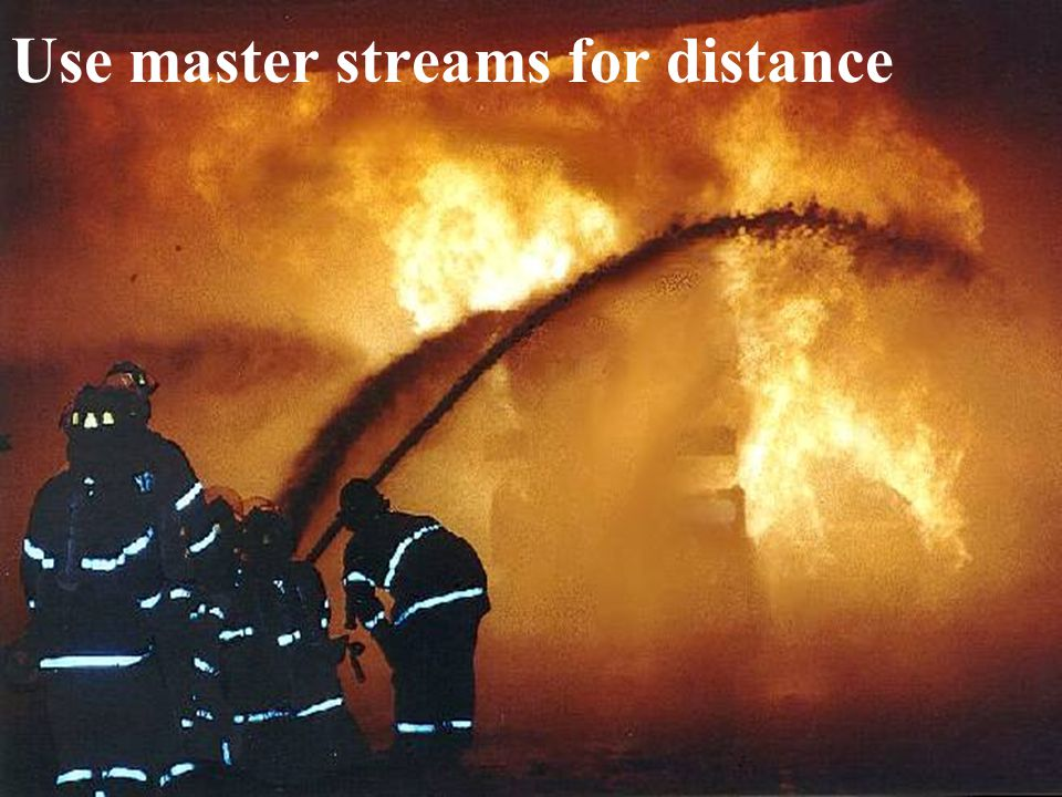 Use master streams for distance