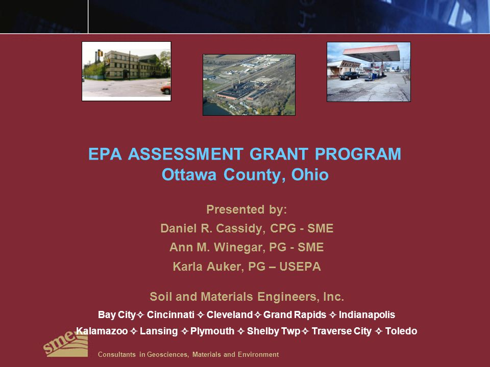 The Process 1.Complete site application (available on Ottawa County website) and submit to Regional Planning Commission.