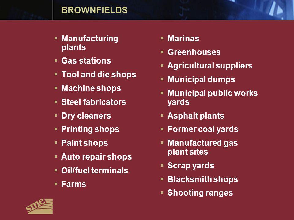 OTTAWA COUNTY BROWNFIELD PROGRAM