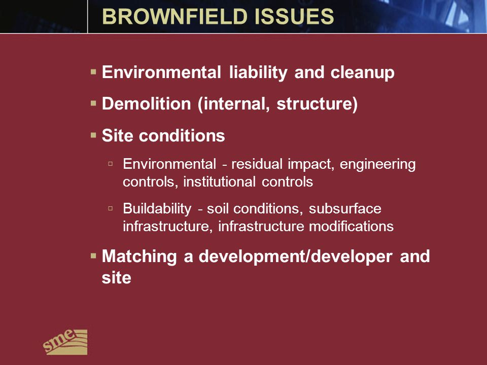 EPA SITE ASSESSMENT GRANT