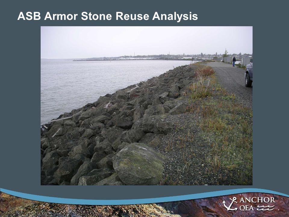 ASB Armor Stone Reuse Analysis