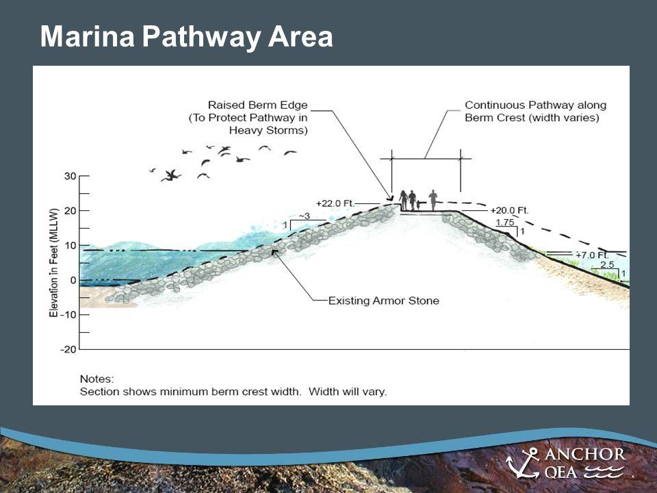 Marina Pathway Area
