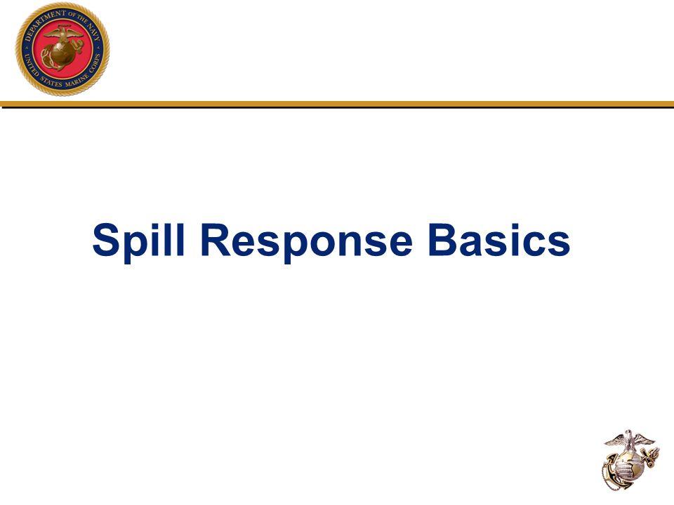 Spill Response Basics