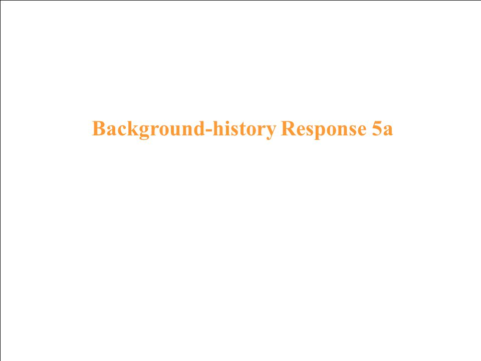 Background-history Prompt 5a