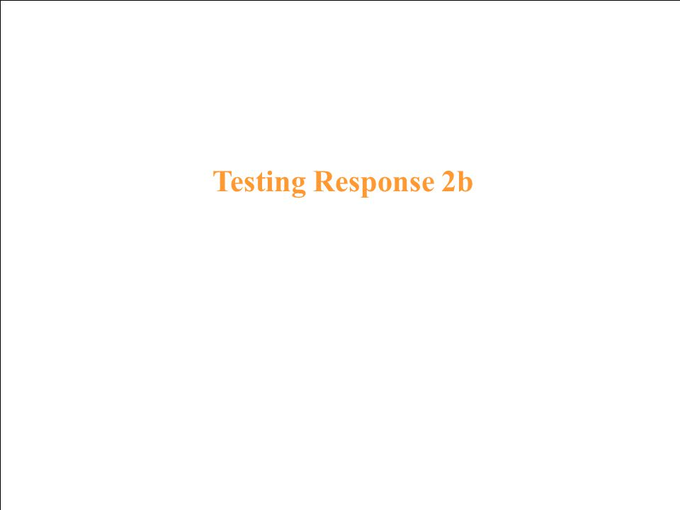 Testing Prompt 2b