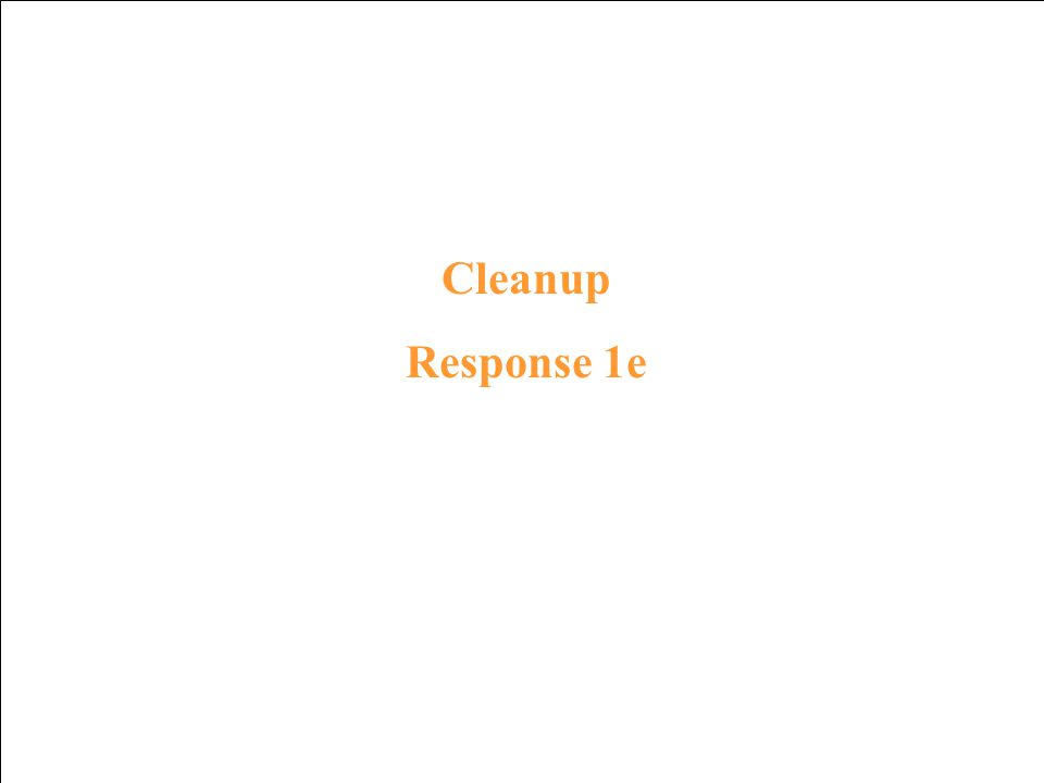 Cleanup Prompt 1e