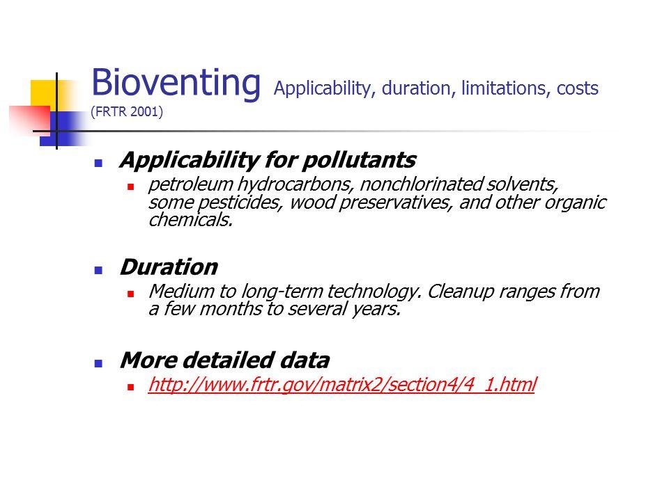 Typical Windrow Composting Process (FRTR 2001) http://www.frtr.gov/matrix2/section4/D01-4-11.html