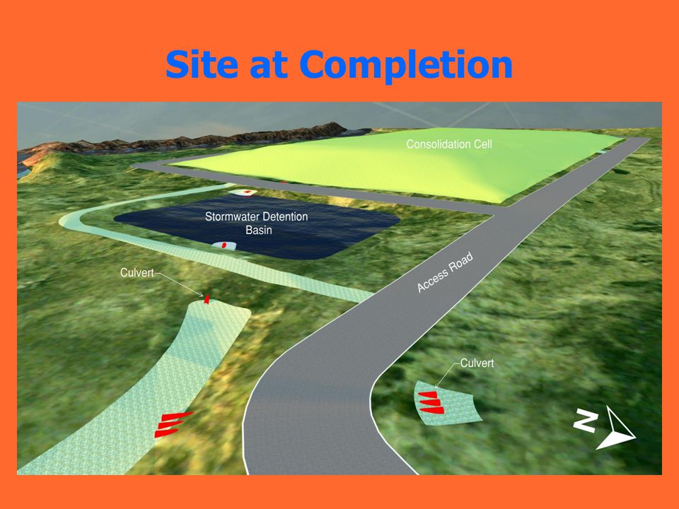 Site at Completion