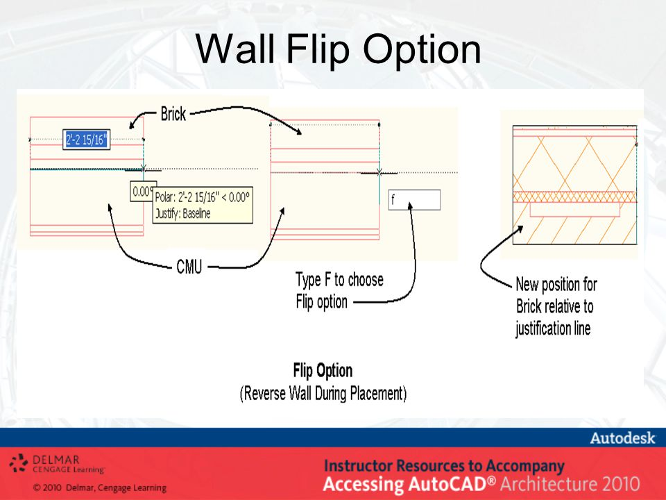 Wall Flip Option