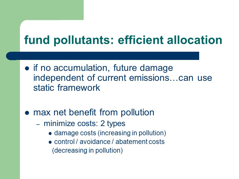 emissions standards command and control equal reduction.