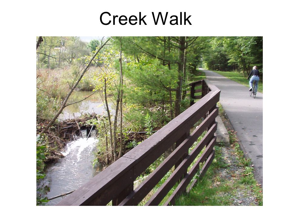 Creek Walk