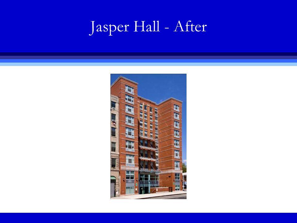 Jasper Hall - After