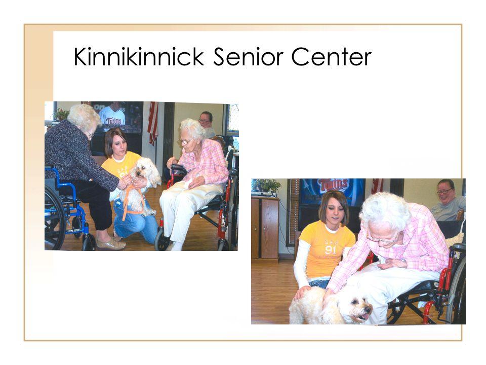 Kinnikinnick Senior Center