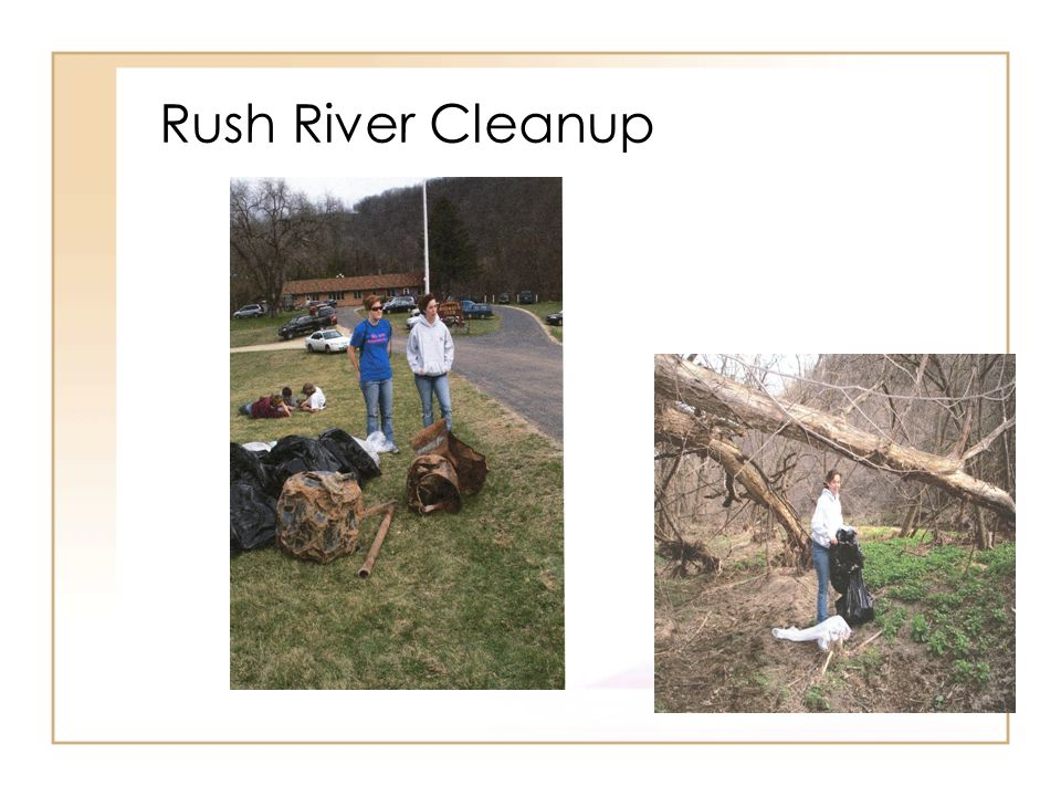 Rush River Cleanup