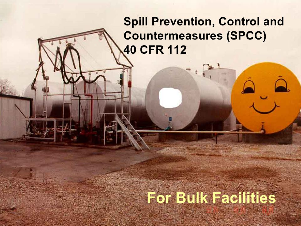 Plan Amendments by EPA (112.4)  The Facility must make a written report to EPA within 60 days when:  There is a reportable spill >1,000 gallons, or  There are 2 reportable spills >42 gallons in a year,  The facility must provide the same information to the State Agency  EPA, with input from the State, may then require that the plan be amended