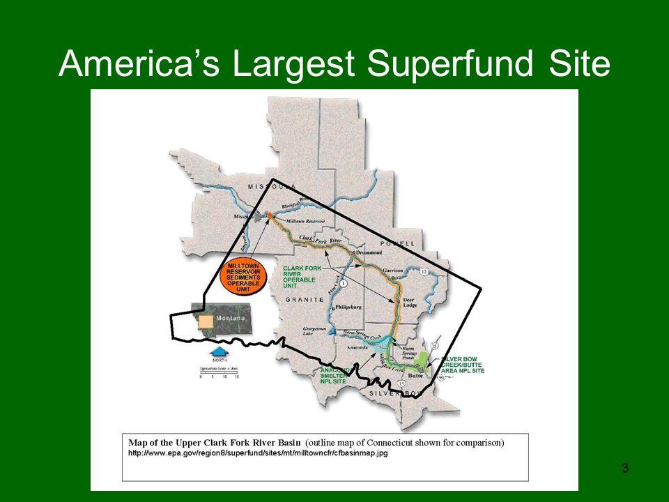 3 America's Largest Superfund Site