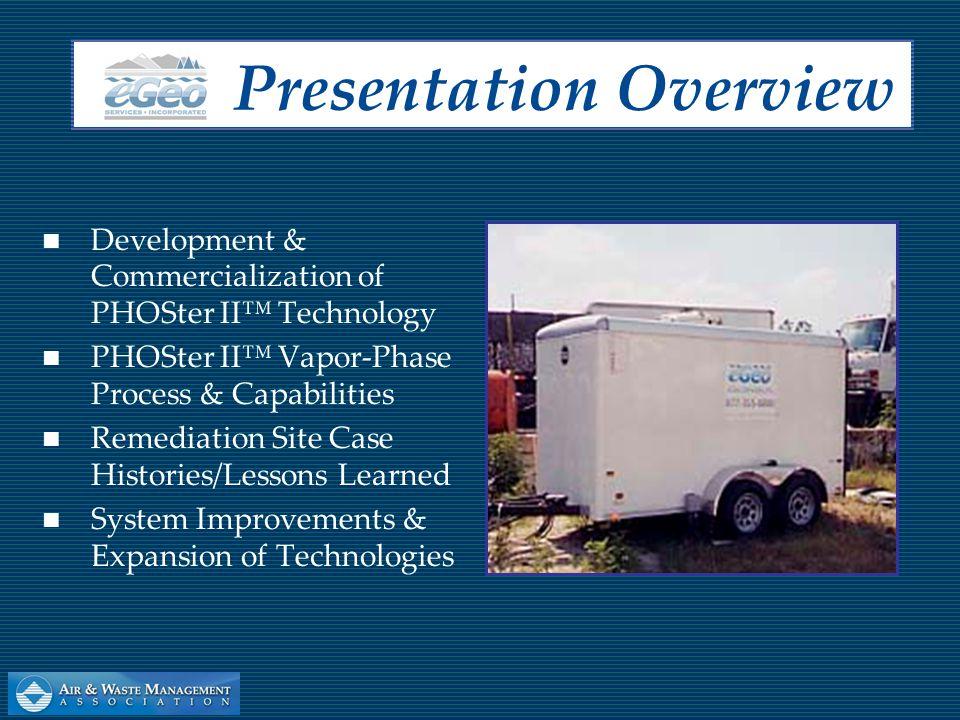 Gus Thompson VP/Business Development, eGeo Services, Inc.