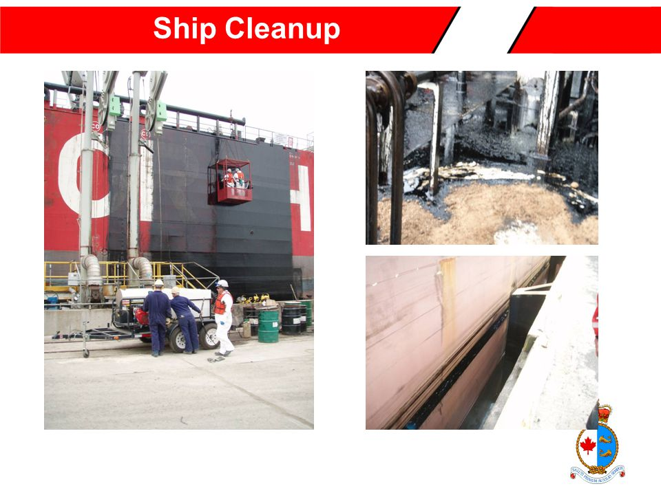 Ship Cleanup