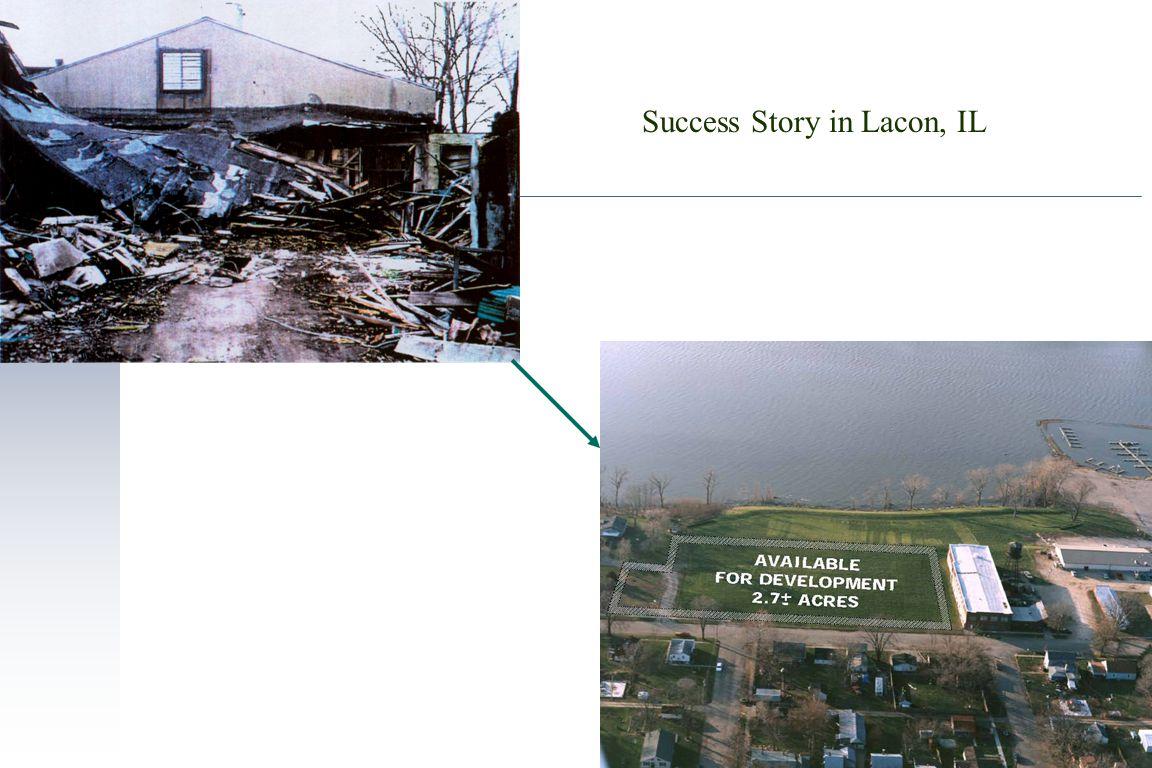 Success Story in Lacon, IL