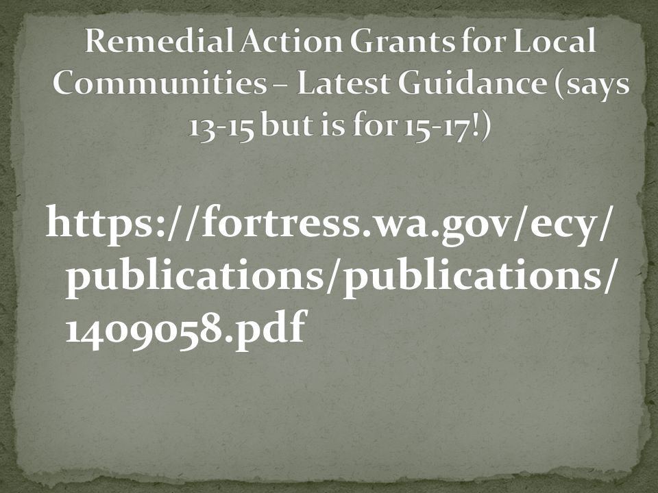 https://fortress.wa.gov/ecy/ publications/publications/ 1409058.pdf