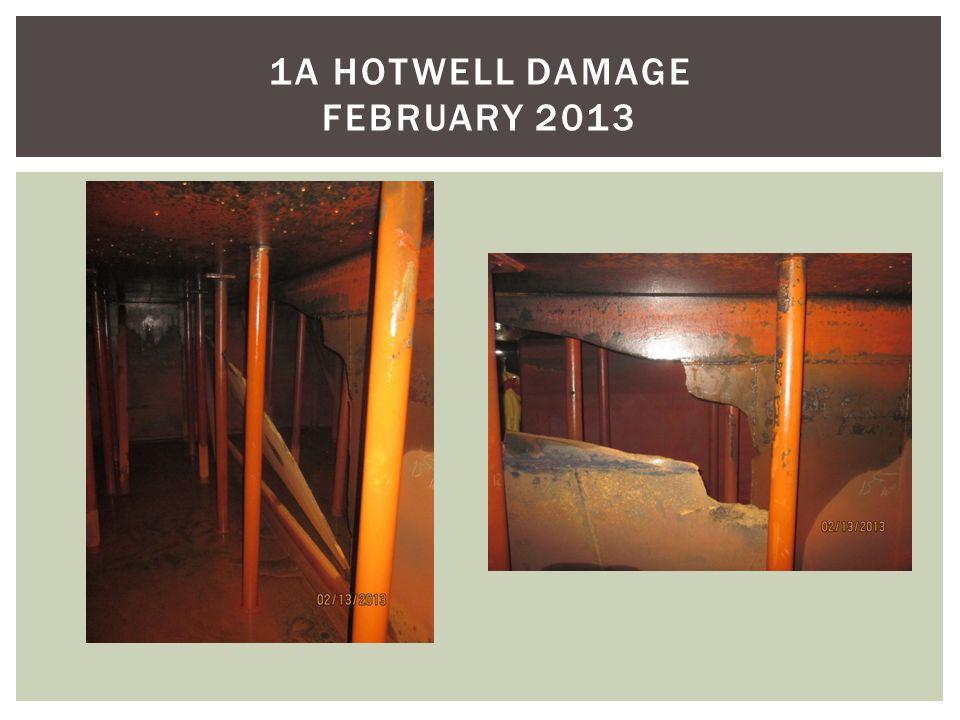 1A HOTWELL DAMAGE FEBRUARY 2013