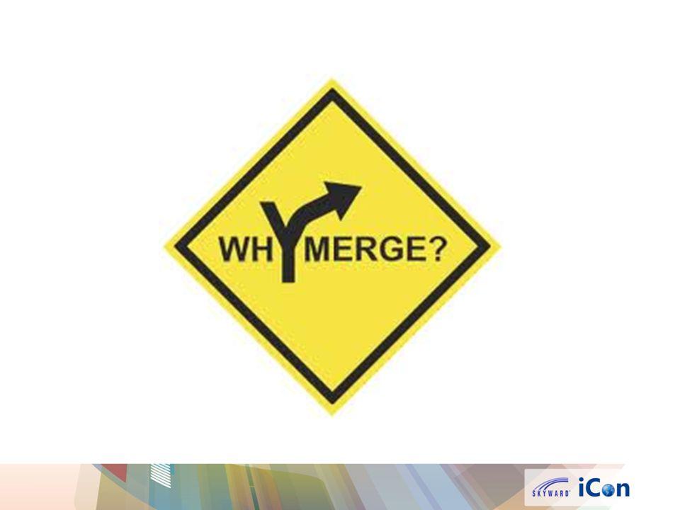 Why Merge.