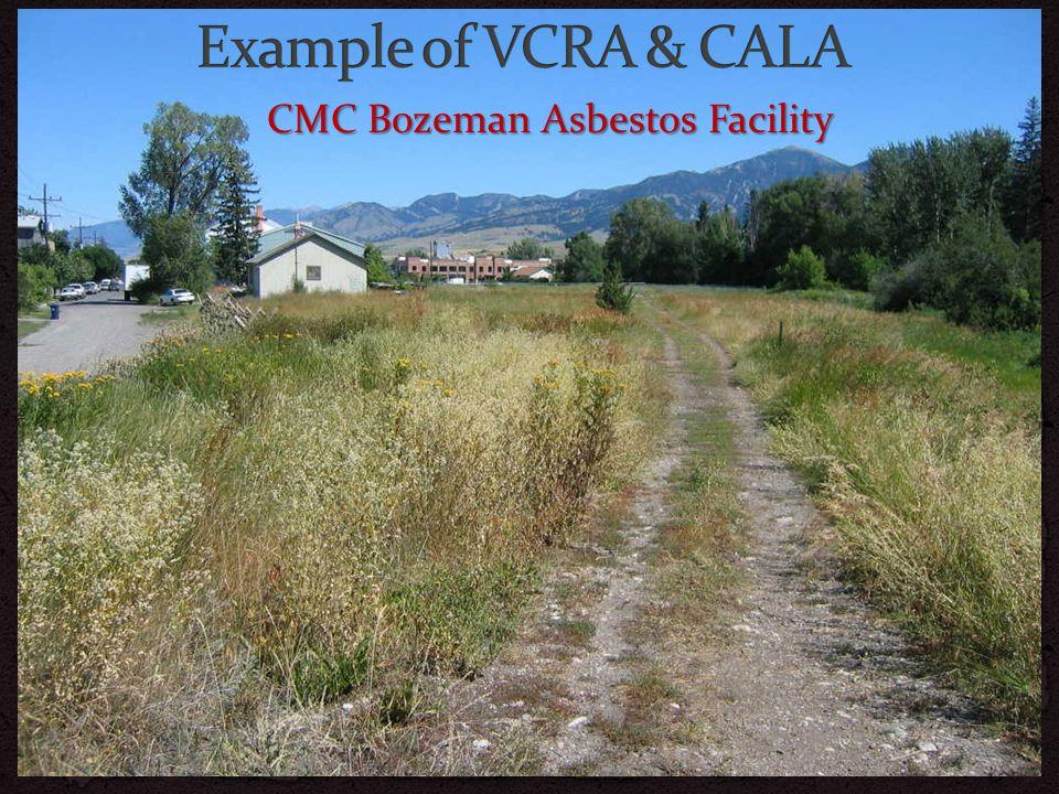 CMC Bozeman Asbestos Facility