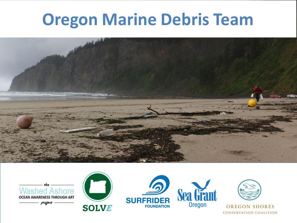 Overview Volunteer Cleanups 2011-2014 Volunteer Monitoring Cleanup Strategies and Emergency Response Emerging Issues