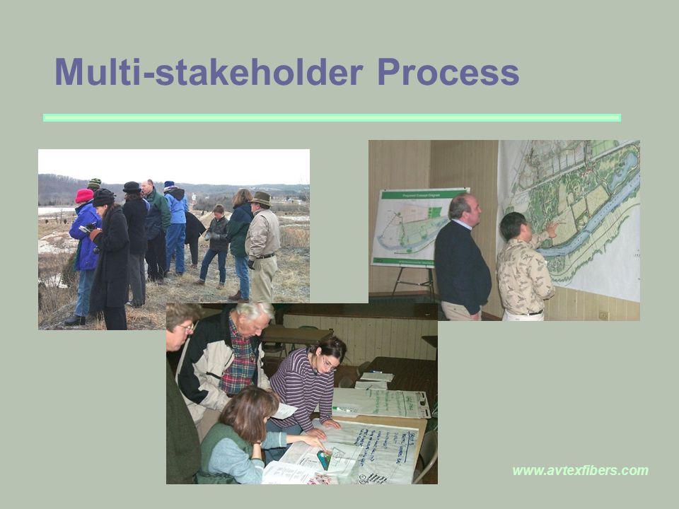 www.avtexfibers.com Multi-stakeholder Process