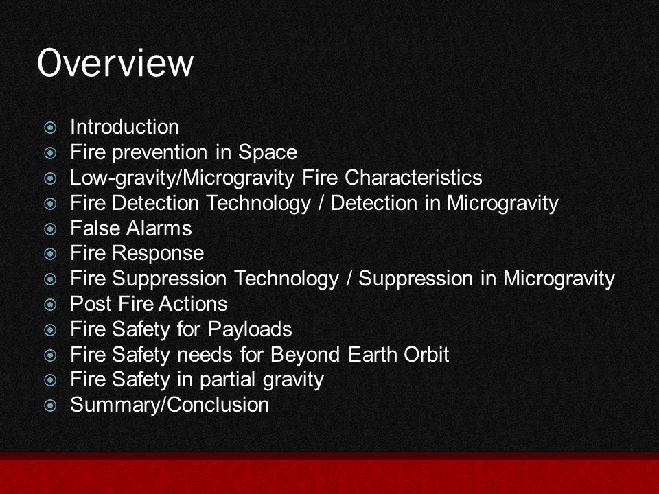 Fire Suppression Technology