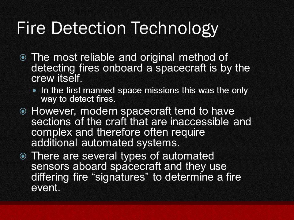 Fire Suppression in Microgravity