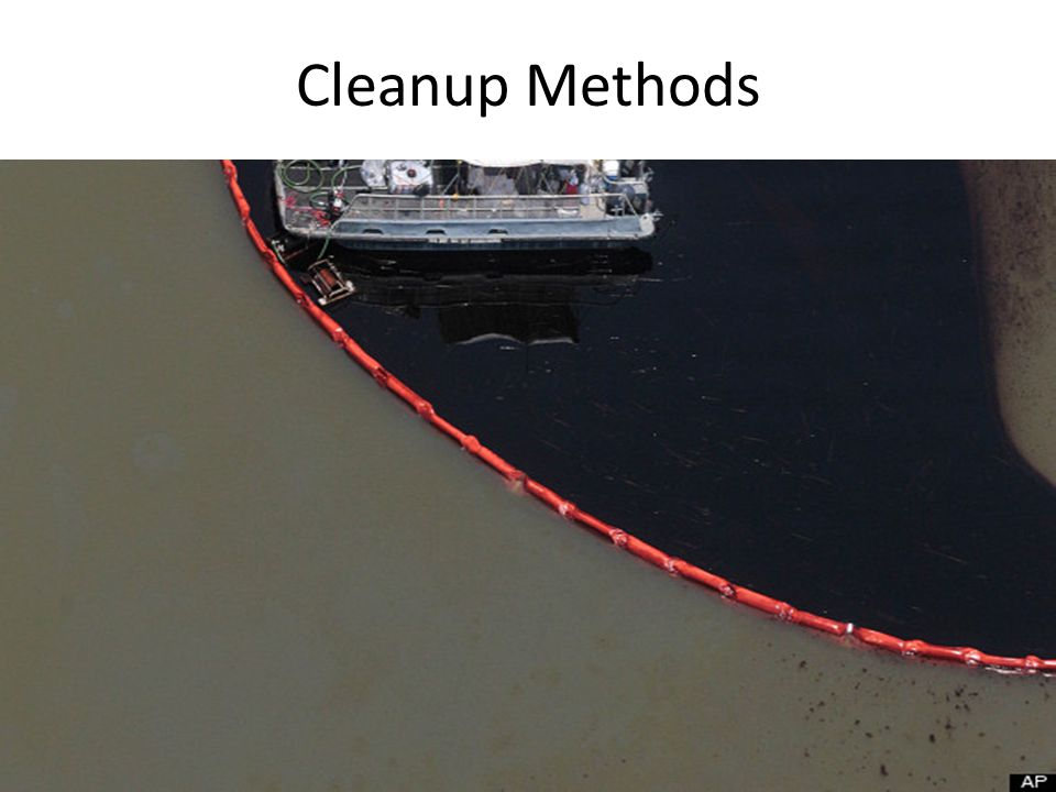 Cleanup Methods