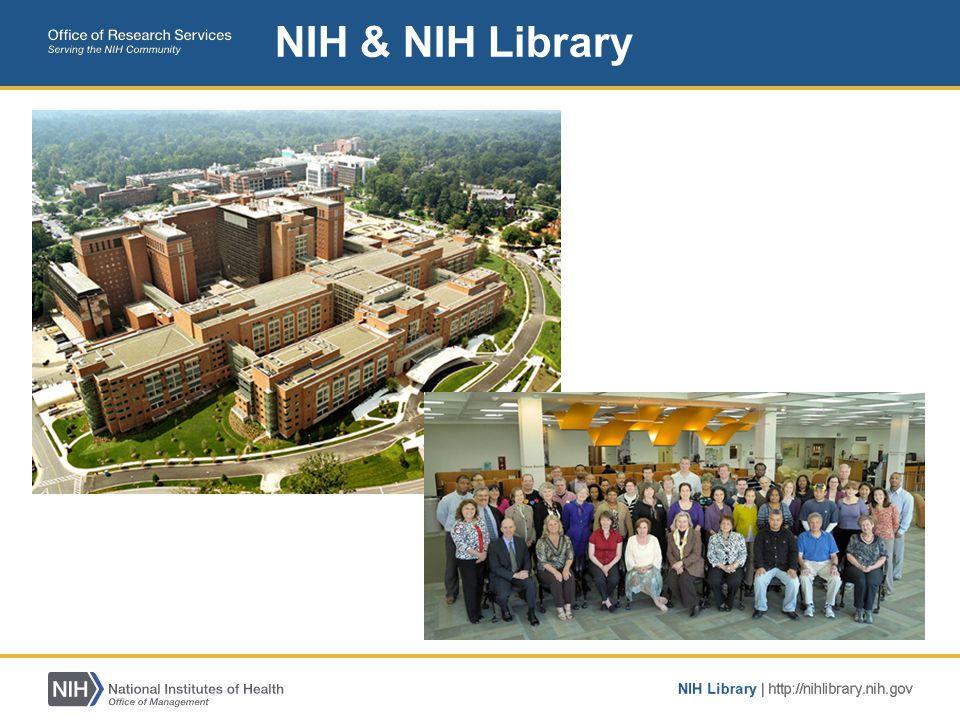 NIH & NIH Library