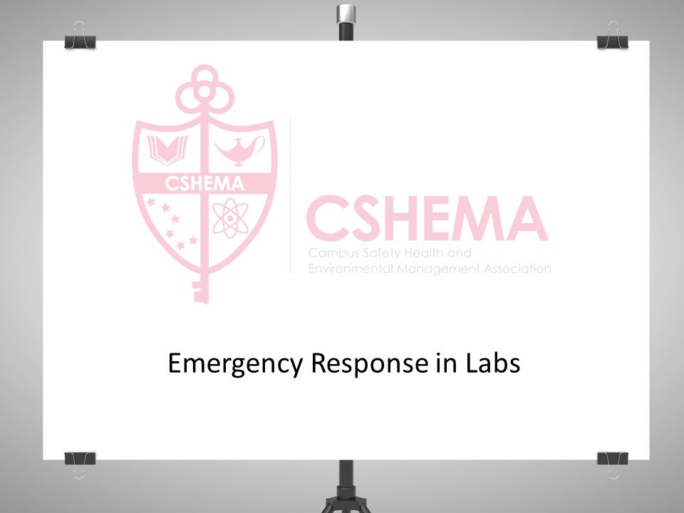 Emergency Response General guidelines: - Remain calm - Initiate lifesaving measures if you are able and trained - Call for emergency help - Do not move the injured or affected person unless there is danger of further harm - Clear the area of extraneous personnel - Do not put yourself at risk for any response