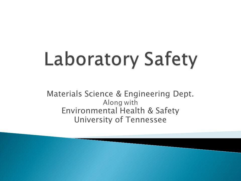 Materials Science & Engineering Dept.