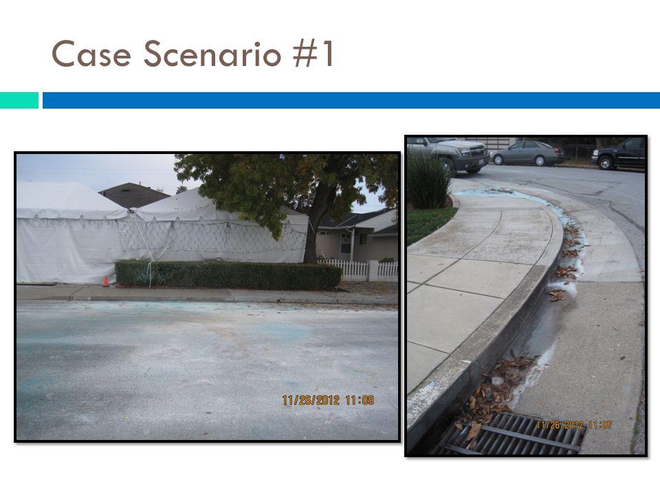 Case Scenario #1