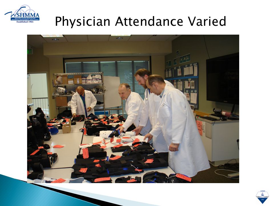 Physician Attendance Varied