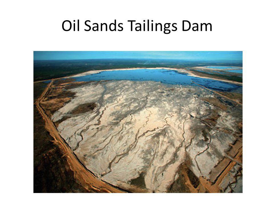 Oil Sands Tailings Dam