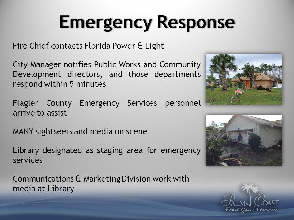 Public Works ResponsePublic Works Response First Push: 7:45 pm Sat.-3:30 am Sun.
