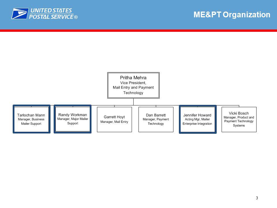 ® ME&PT Organization 3