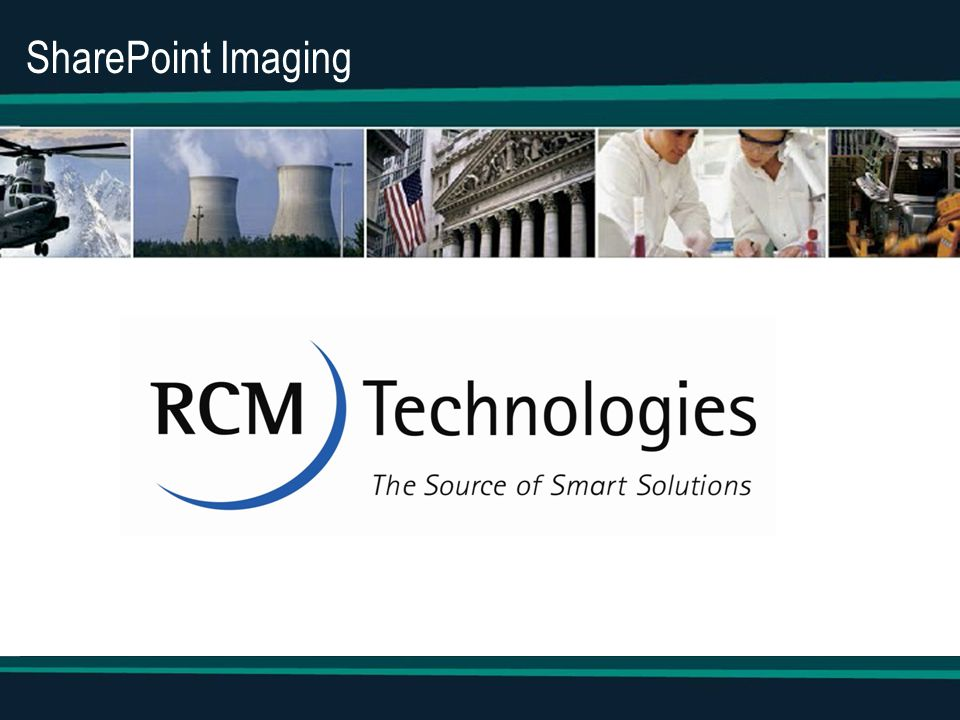 Enterprise Integration Solutions SharePoint Imaging
