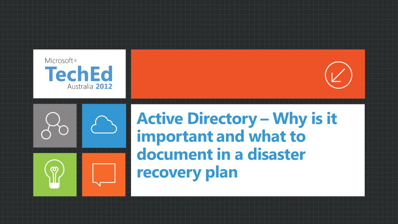 demo Group Policy Backup and Recovery