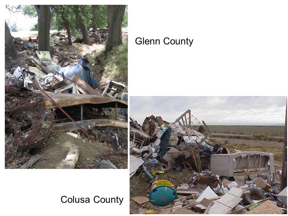 Glenn County Colusa County