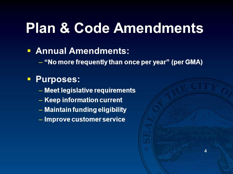 2013 Annual Amendment 5