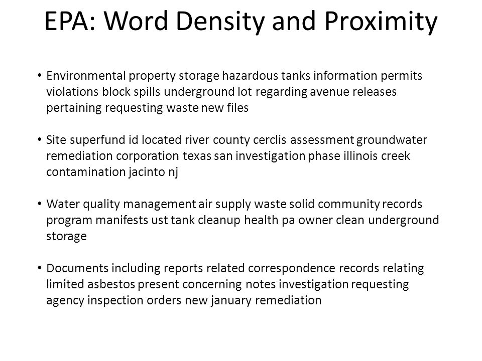 Environmental property storage hazardous tanks information permits violations block spills underground lot regarding avenue releases pertaining reques