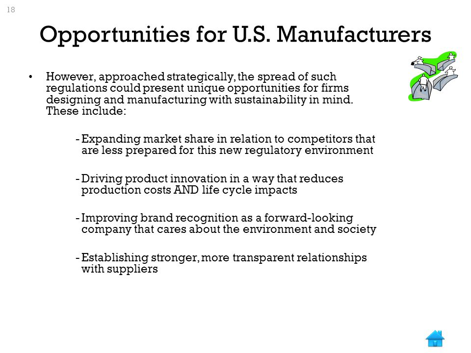 Opportunities for U.S.