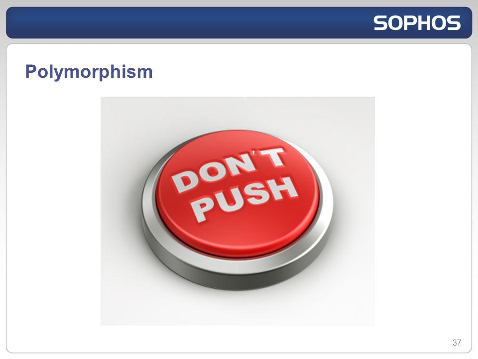 Polymorphism 37